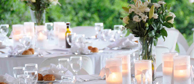 How to trim down on the larger expenses of your wedding
