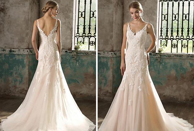 dresses wedding evening