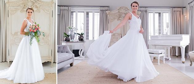 Richelles Wedding Dresses Shop Gown Outlet Cape Town Johannesburg