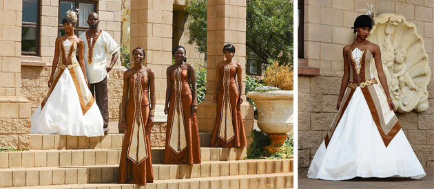 SHIFTING SANDS AFRICAN COUTURE - Businesses in