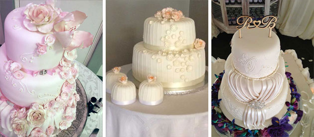 The Cake Specialist Wedding Cakes By Lee Mcdonough Traditional Contemporary