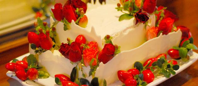 Wedding Cakes In