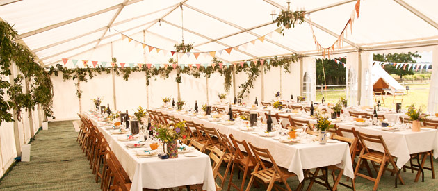 Marquees Tents In